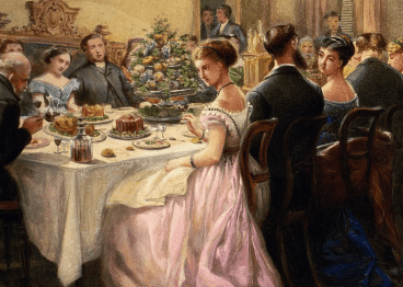 AMORES ETERNOS: El cortejo en la época victoriana
