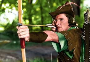 ROMPIENDO MITOS: El proscrito Robin Hood