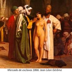 la esclavitud es una práctica bárbara y antigua